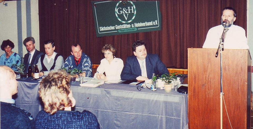 Gründungsversammlung 05.03.1990 im Rudi Arndt